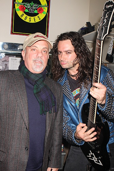 Billy Joel at Rock of Ages - Billy Joel - Constantine Maroulis