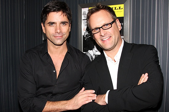 Dave Coulier at Bye Bye Birdie - John Stamos - Dave Coulier landscape