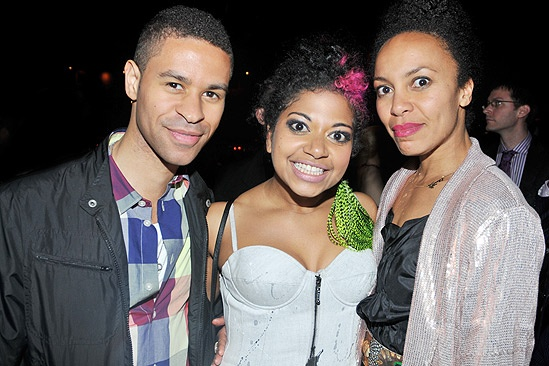 American Idiot Opening – Chad Goodridge – Rebecca Naomi Jones – Eisa Davis