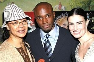 Wicked Opening - mom - Taye Diggs - Idina Menzel