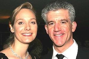 Drama Desk Awards 2005 - wife Julie - Gregory Jbara