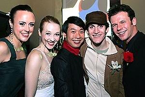 Photo Op - Mary Poppins Opening - Megan Osterhaus - Michelle Lookadoo - Kevin Samuel Yee - Case Dillard - Nicolas Dromard