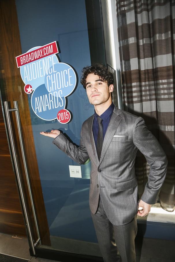 Broadway.com - Audience Choice Awards - 5/15 - Darren Criss