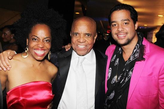 'Motown' Opening Night — Rhonda Ross — Berry Gordy — Sky Blu