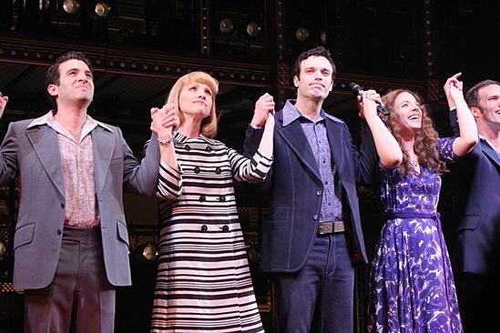 <I> Beautiful: The Carole King Musical</I>: Opening