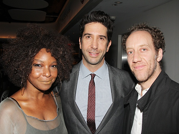 Sex with Strangers - Opening - OP - 7/14 - David Schwimmer - Joey Slotnick