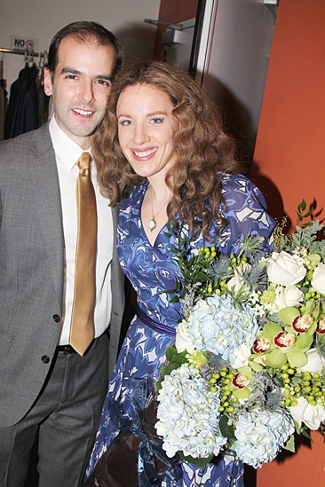 <I> Beautiful: The Carole King Musical</I>: Opening - Marc Bruni - Jessie Mueller