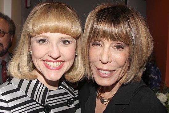 <I> Beautiful: The Carole King Musical</I>: Opening - Anika Larsen - Cynthia Weil