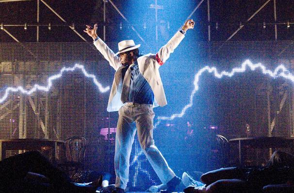 Thriller Live - London Show Photos - cast 1