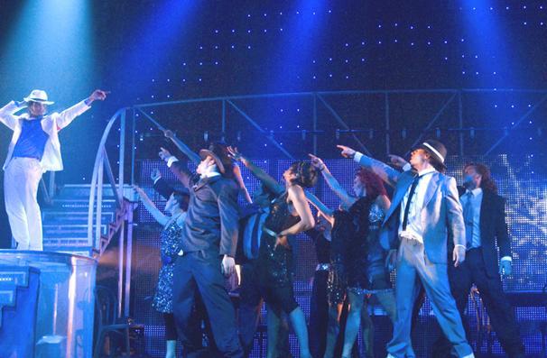 Thriller Live - London Show Photos - cast 2