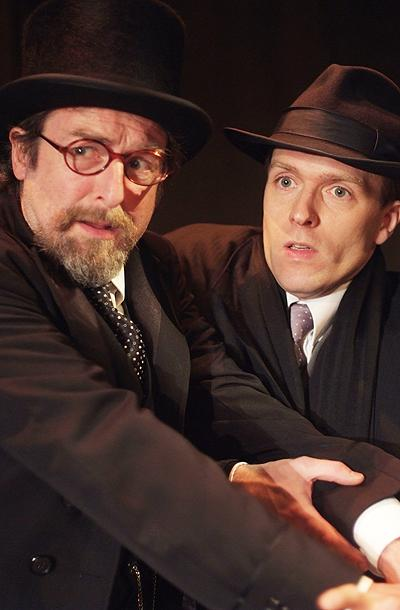 Show Photos - The Woman in Black - Julian Forsyth - Christopher Naylor