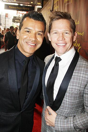 The Addams Family opening – Sergio Trujillo – Jack Noseworthy