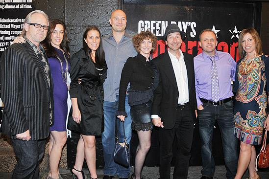 American Idiot Opening –  more producers