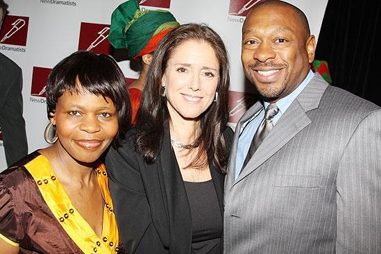 New Dramatists Honors Julie Taymor – Tshidi Manye – Julie Taymor – Alton Fitzgerald White