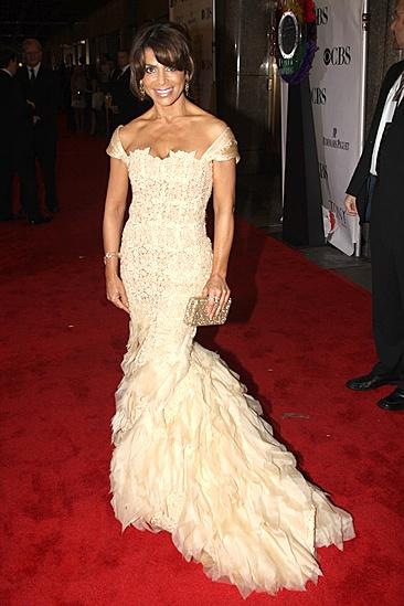 2010 Tony Awards Red Carpet – Paula Abdul