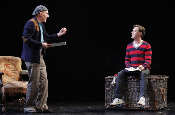 Show Photos - A Life in the Theatre - Patrick Stewart - T.R. Knight
