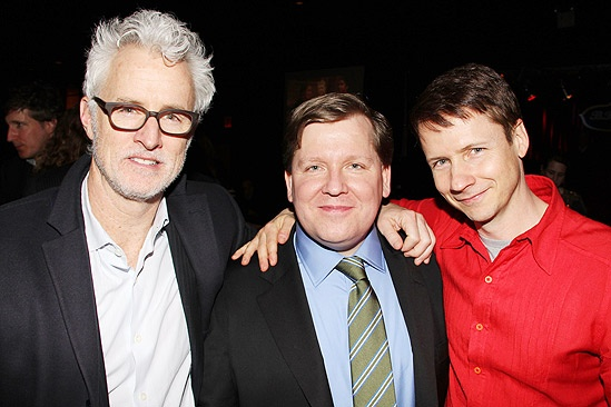 Good People Opening Night – John Slattery – David Lindsay-Abaire – John Cameron Mitchell