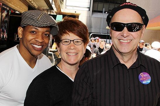 Memphis 2011 Barbecue – Derrick Baskin – Sue Frost – Randy Adams