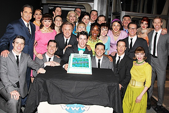 How to Succeed – One Year Anniversary – cast
