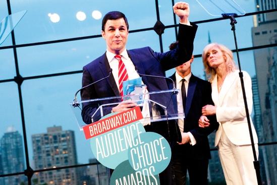 2012 Audience Choice Awards – Ceremony Photos – Ken Davenport