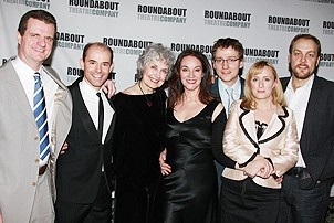 Sunday in the Park Opening - cast