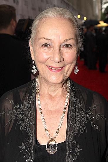 2010 Tony Awards Red Carpet – Rosemary Harris