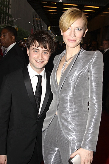 2010 Tony Awards Red Carpet – Daniel Radcliffe – Cate Blanchett