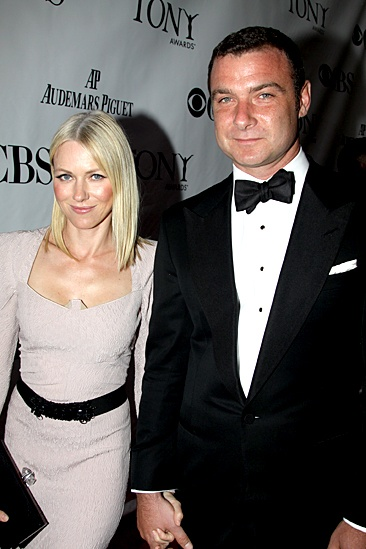 2010 Tony Awards Red Carpet – Naomi Watts – Liev Schreiber