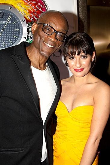 2010 Tony Awards Red Carpet – Bill T. Jones – Lea Michele
