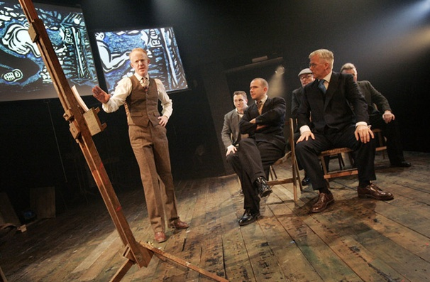 Show Photos - The Pitmen Painters - Ian Kelly - Brian Lonsdale - Christopher Connel - Michael Hodgson - Deka Walmsley