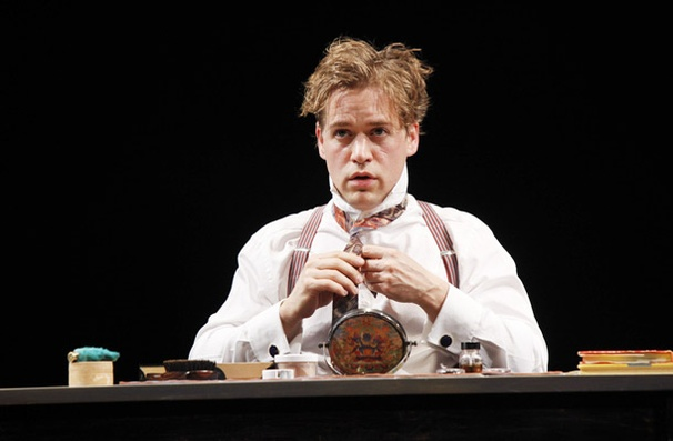 Show Photos - A Life in the Theatre - T.R. Knight