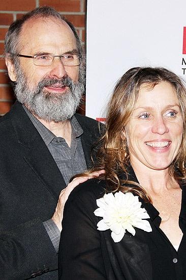 Good People Opening Night – Daniel Sullivan – Frances McDormand