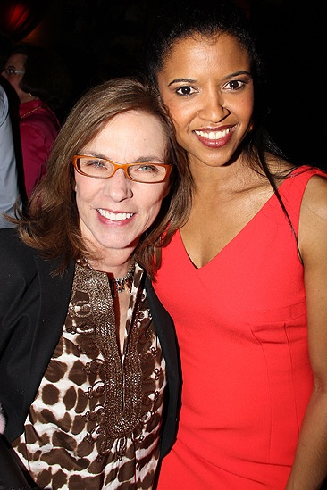 Good People Opening Night – Marsha Norman – Renee Elise Goldsberry
