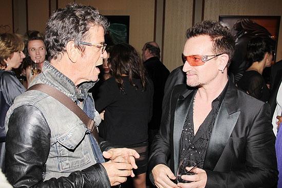 Spider-Man opening – Lou Reed – Bono