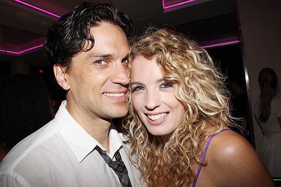 Hair Opening Night 2011 – Will Swenson – Kacie Sheik