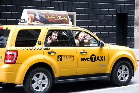 Hair Cast at Mets Game – Paris Remillard – Matt DeAngelis (cab)