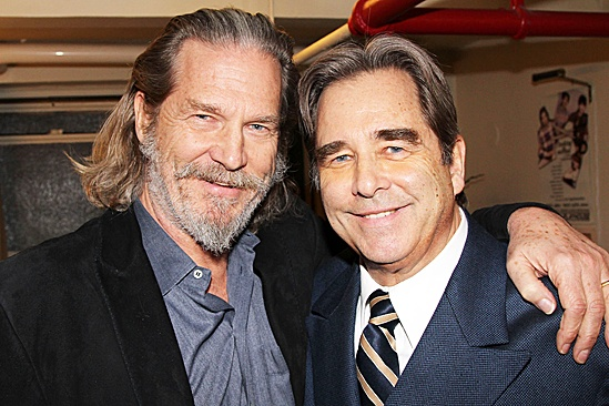 Broadway.com | Photo 1 of 4 | Oscar Winner Jeff Bridges ...