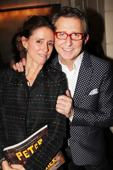 Peter and the Starcatcher Book Party – Julie Taymor – Thomas Schumacher