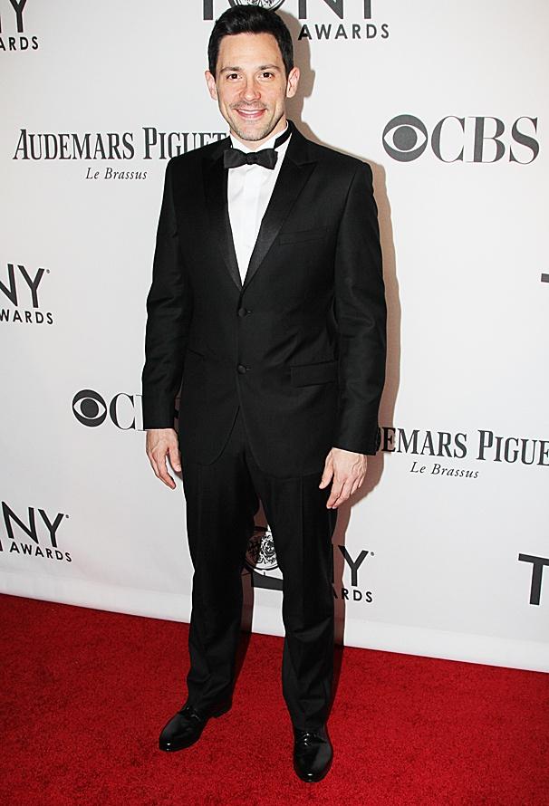 Tony Awards 2012 – Hot Guys – Steve Kazee