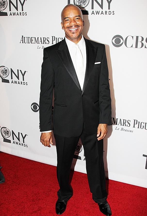 Tony Awards 2012 – Hot Guys – David Alan Grier