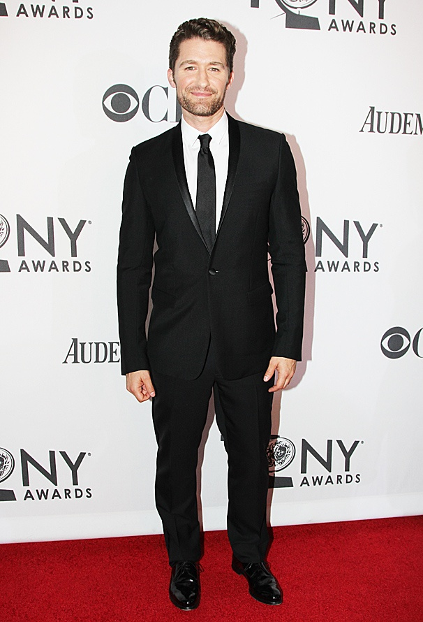 Tony Awards 2012 – Hot Guys – Matthew Morrison