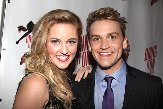 Bring It On Opening Night – Taylor Louderman – Neil Haskell