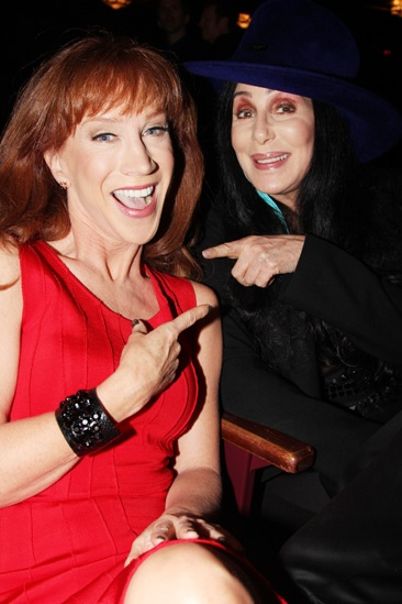 'Book of Mormon' LA Opening—Kathy Griffin—Cher