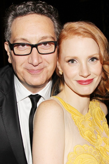 The Heiress – Opening Night – Moises Kaufman – Jessica Chastain