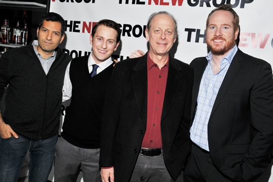 The Good Mother – Opening Night – Alfredo Narciso – Eric Nelsen – Mark Blum – Darren Goldstein