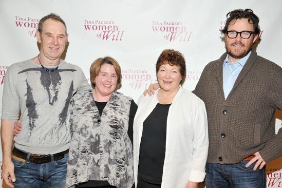 Women of Will – Nigel Gore – Sarah Hancock- Tina Packer- Eric Tucker