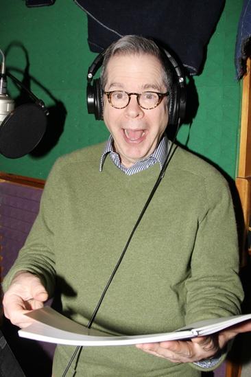 Cinderella Recording- Peter Bartlett