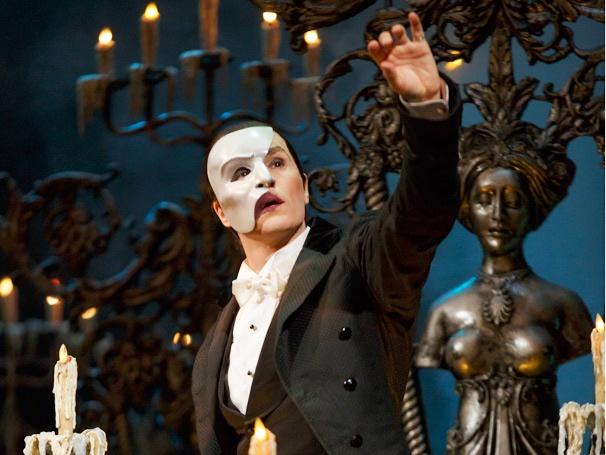 Show Photos - <i>The Phantom of the Opera</i> - Peter Joback