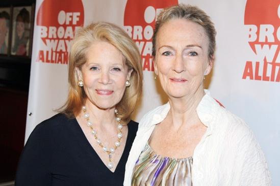 Off Broadway Alliance Awards – 2013 - Daryl Roth – Kathleen Chalfant