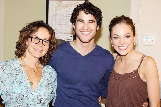 Darren Criss at Cinderella – Jennifer Grey – Darren Criss – Laura Osnes